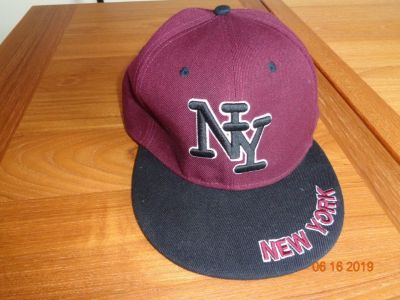 Re: NY Hat