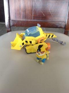 Rubble from Paw Patrol