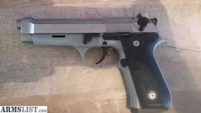 For Sale: Beretta 92FS Inox (Stainless)