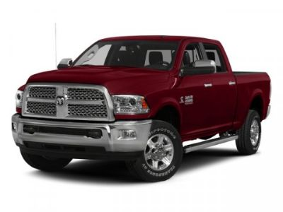 2015 RAM 2500 Laramie Power Wagon (Bright White Clearcoat)
