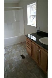 House in quiet area, spacious with big kitchen. Washer/Dryer Hookups!