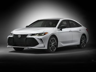 2019 Toyota Avalon Limited (Harbor Gray Metallic)
