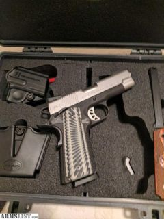 For Sale: Springfield Armory EMP 4