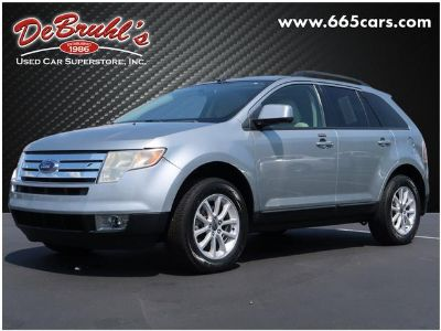 2007 Ford Edge SEL (Gray)