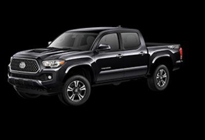 2018 Toyota Tacoma TRD Sport (Midnight Black Metallic)