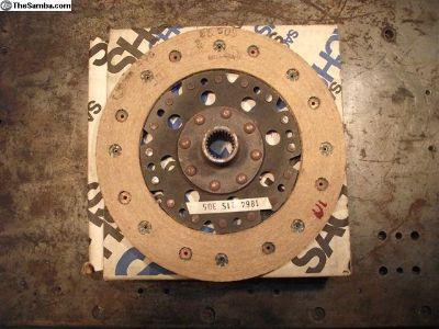 VW Bus Type 2 NOS Sachs Clutch Disc