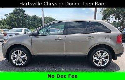 2014 Ford Edge SEL (Tan)