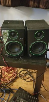Studio speakers markie cr3