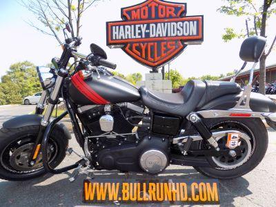 2014 Harley-Davidson Dyna Fat Bob Cruiser Motorcycles Manassas, VA