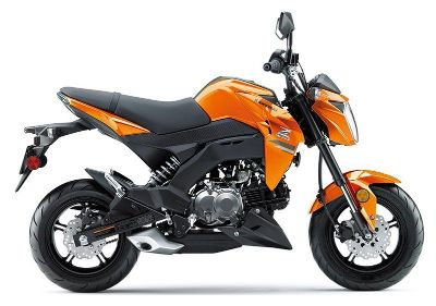 2019 Kawasaki Z125 Pro Sport Motorcycles Plano, TX
