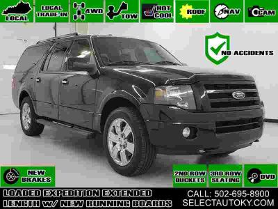 2010 Ford Expedition EL Limited 4x4