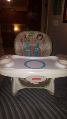 Fisher Price Space Saver Highchair