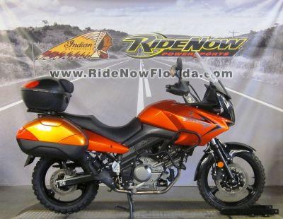 $3,999, 2009 Suzuki V-Strom 650