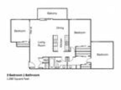 Monte Vista Apartment Homes - 3x1