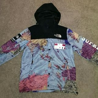 Supreme The North Face Expedition Coaches Jacket Multi
