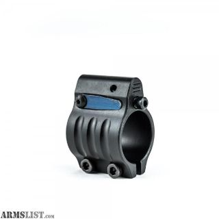For Sale: SLR Sentry 6 Clamp On .625 Premium Adjustable Gas Block-Melonite Finish