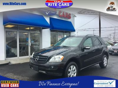 2006 Mercedes-Benz M-Class ML350 (BLACK)