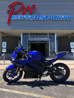 2019 Yamaha YZF-R3 Supersport Fond Du Lac, WI