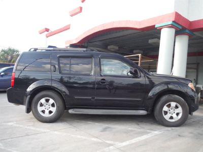 2008 Nissan Xterra S (Black)