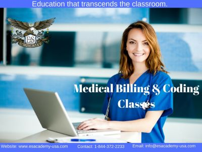 Education that transcends the classroom- Medical billing and coding classes.
