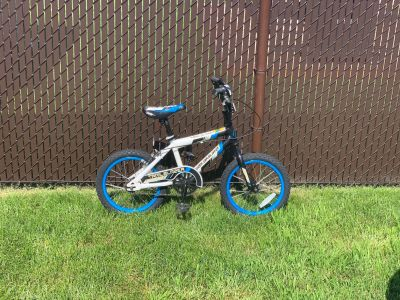 Kids bike 4-7 years old