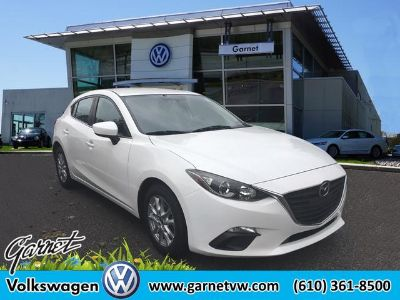 2014 Mazda Mazda3 i Touring (Snowflake White Pearl)