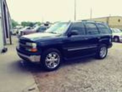 2005 Chevrolet Tahoe for Sale by Owner