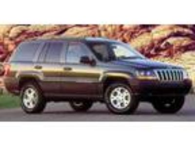 Used 2000 JEEP Grand Cherokee For Sale