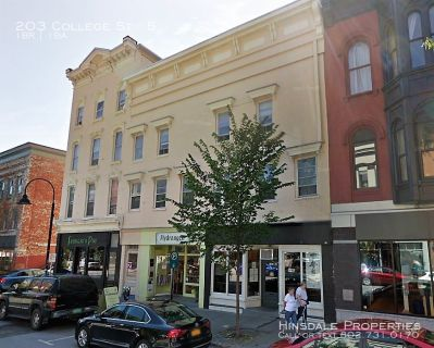 Apartment Rental - 203 College St