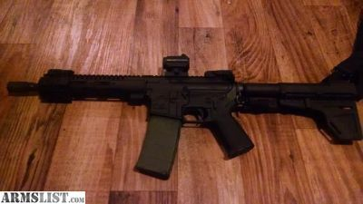 For Sale: Aero precision ar pistol