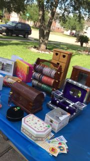 HUGE Garage Sale: CRAFTS, TOYS, AND MORE!!