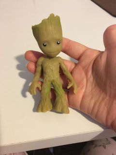 Squishy Groot Toy