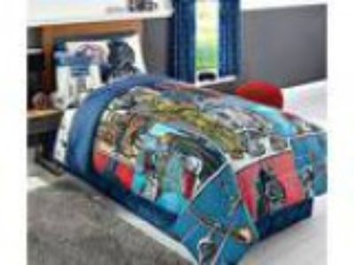 NEW Modern Star Wars Classics Queen Comforter Sheets Pillow Case