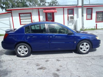 2006 Saturn Ion 2 (Blue)