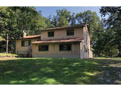 4 Bed 3 Bath Foreclosure Property in Milford, PA 18337 - Cabin Rd