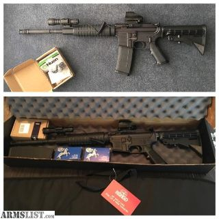 For Sale/Trade: New Anderson AR 15 Bells & Whistles