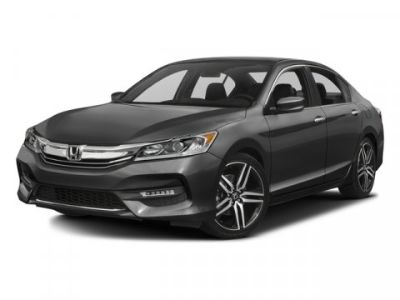 2016 Honda Accord Sport (CRYSTAL BLACK)