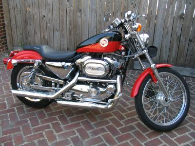 2001 Harley-Davidson SPORTSTER 1200 CUSTOM