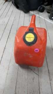 Small gas can