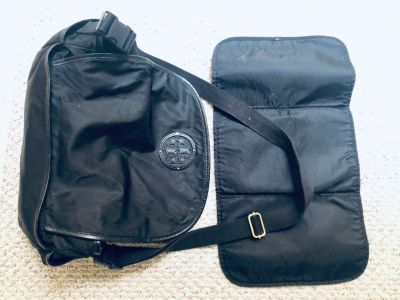 Authentic Tory Burch diaper bag