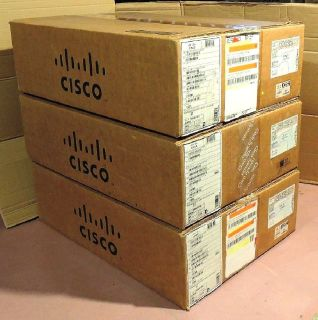 NEW & USED Cisco Switches, Routers, Modules & Firewalls for sale