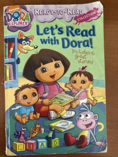 Dora ready to read collection