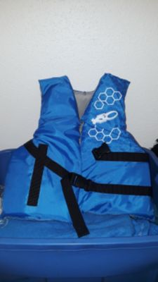 boating and fishing vest