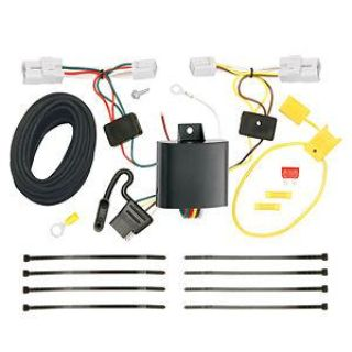Buy T-One Assembly w/ Upgraded Circuit Protection Trailer Hitch Wiring Light Kit motorcycle in Grand Prairie, Texas, US, for US $42.84