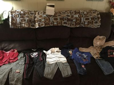 5 Outfits Lot Size 18 months