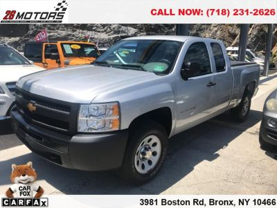 2013 Chevrolet Silverado 1500 Work Truck (Silver Ice Metallic)