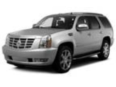 Used 2012 Cadillac Escalade Hybrid Black Ice Metallic, 77.7K miles