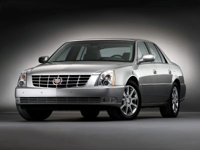 2011 Cadillac DTS Luxury Collection (Tuscan Bronze ChromaFlair)