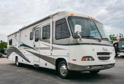 2003 Georgie Boy Cruise Master 3600DS Built Ford Tough, 36-Foot Gas Motorhome
