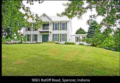 9061 W Ratliff Road SPENCER, This Five BR